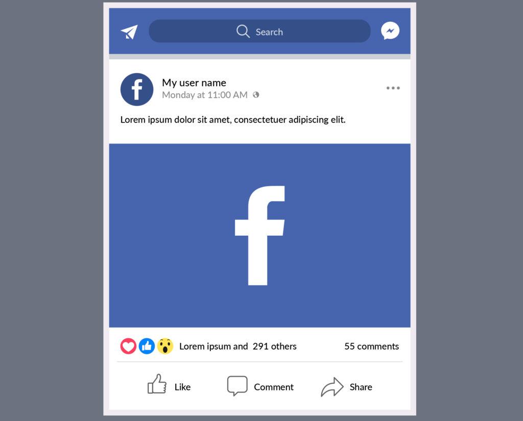 Facebook Seitenänderung