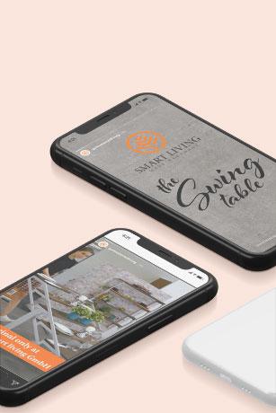 Onlinekampagne Düsseldorf Smartphone Mobile Ads