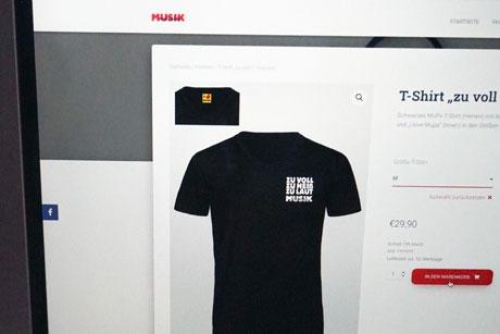 Onlineshop UX Design Nutzerfreundlichkeit Shopify Woocommerce Shopware
