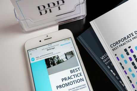 Marketing Agentur Düsseldorf für Graphic Design